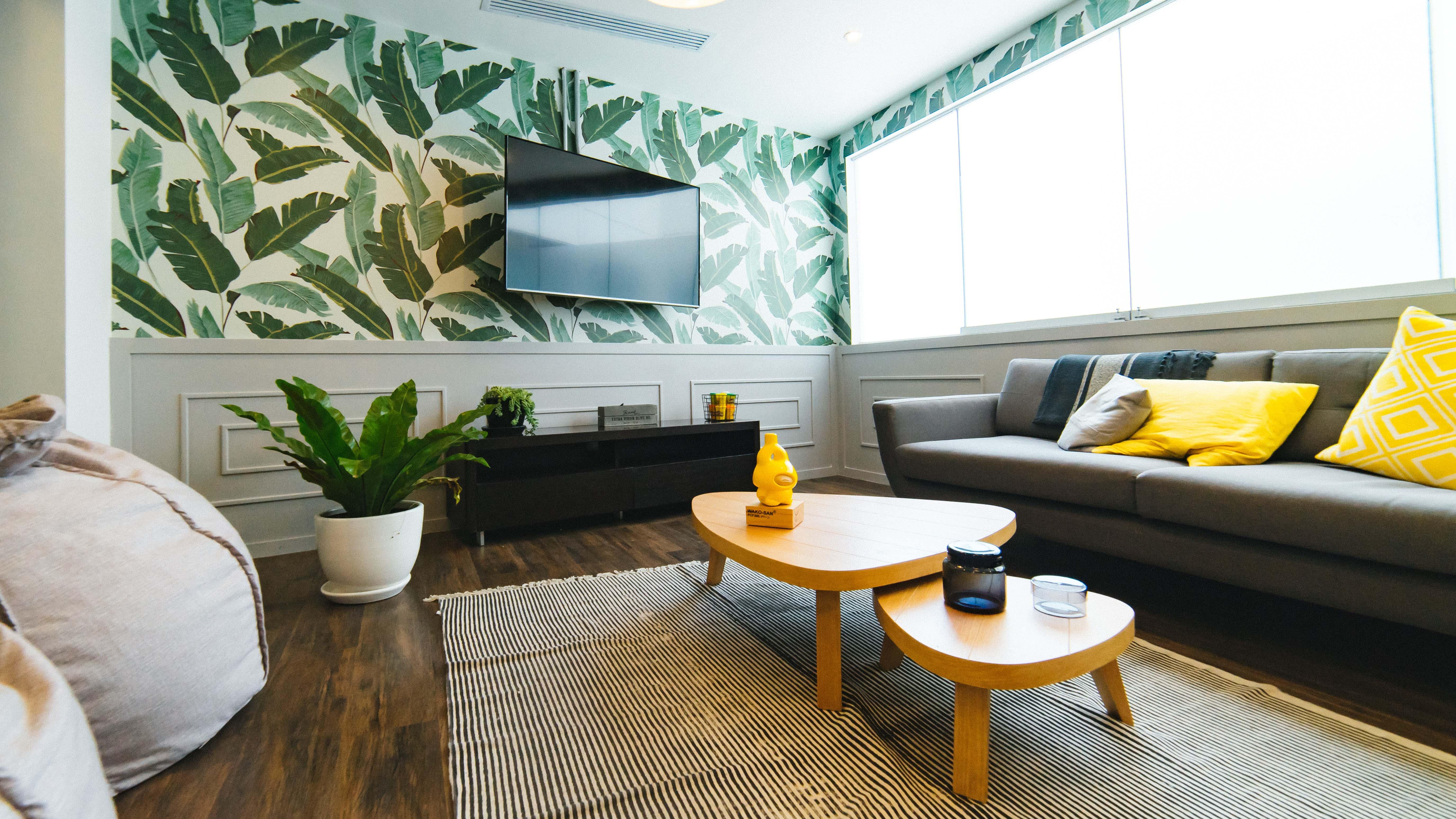 TENDÊNCIA: lares mais verdes e mentes mais saudáveis